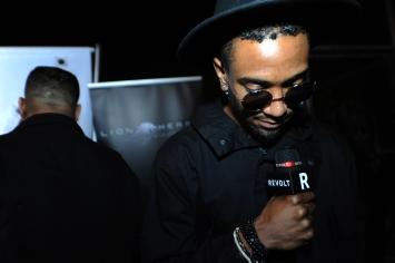 Kendrick Lamar Rock The Yacht Grammy Party