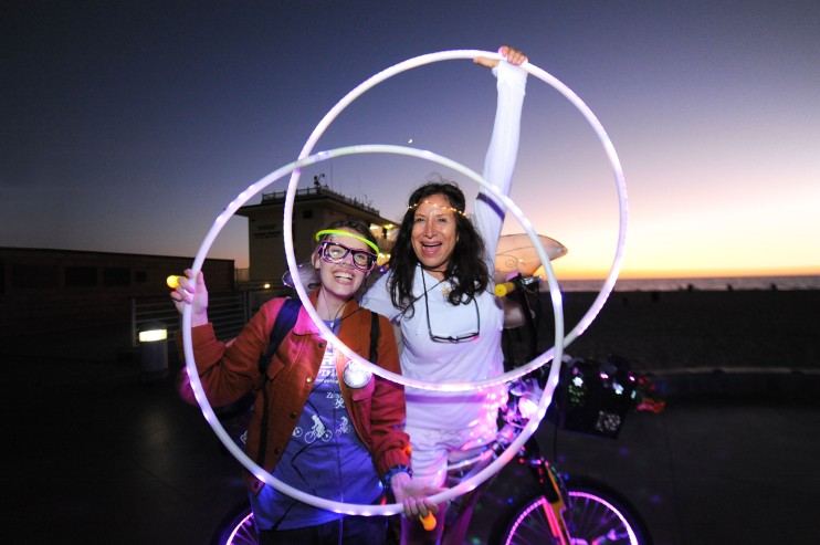 Claire's Place Foundation Glow Ride