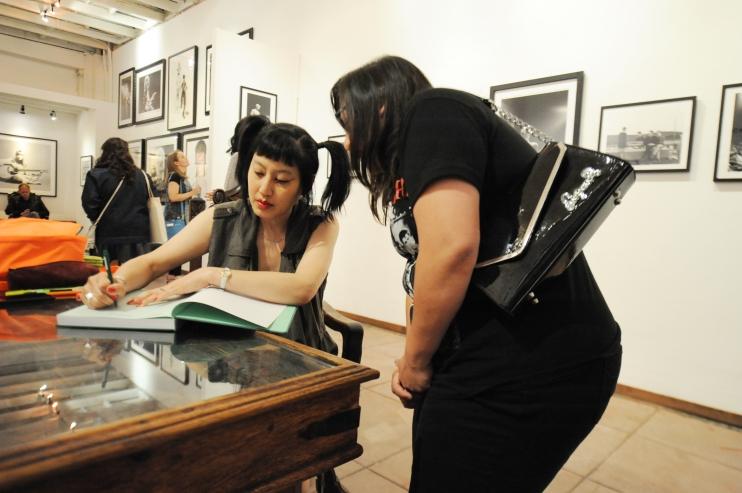 Nalinee Darmrong The Smiths Book Signing