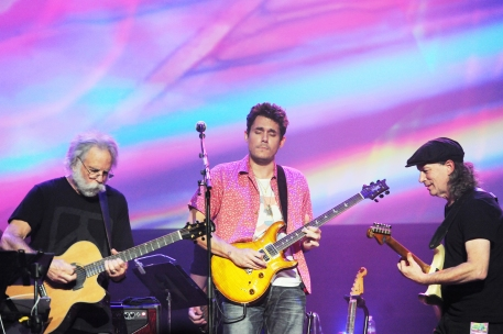 Bob Weir and John Mayer