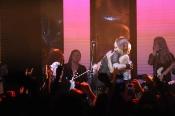 Shirley Manson and Fiona Apple