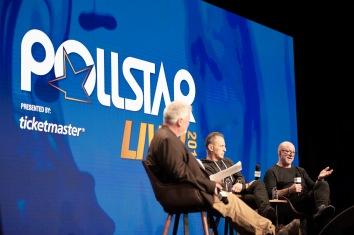 Arthur Fogel at Pollstar Awards