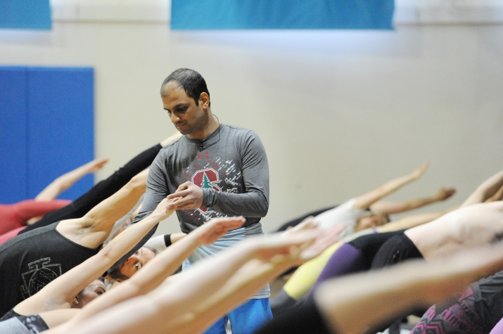 Sharath Jois Yoga