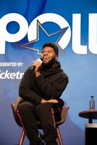 Khalid at Pollstar Awards