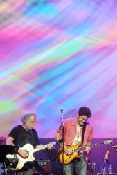 Bob Weir and John Mayer