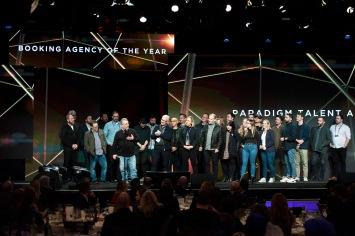 Paradigm at Pollstar Awards