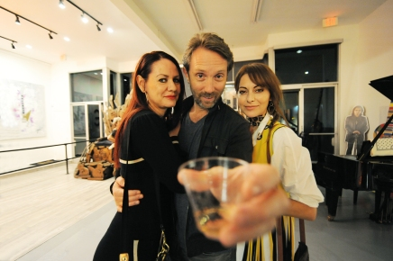 Gibson Showroom Opening Party