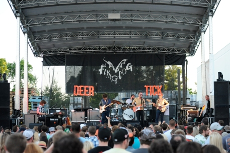 Deer Tick at Flying Dog Brewery